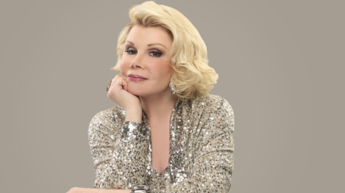 "Why Joan Rivers reads obits: ""That's how I meet new men. The minute it says 'Sadie Schwartz' I know, 'Go to that funeral.'"" Joan Rivers Hates You And Everyone Else : NPR  [via nprfreshair]"