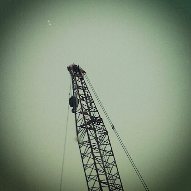 Let's Build #work #monday #construction #America  (Taken with Instagram)
