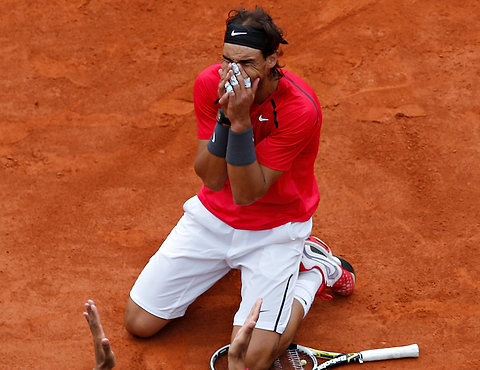 Congratulations Rafael Nadal on your 7th French Open victory! Breaking the record for the most French Open titles won by a single player. (via New York Times)