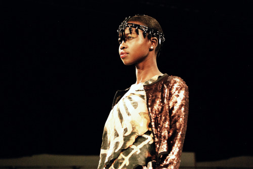 namal:  From the Bournemouth University at Graduate Fashion Week 2012