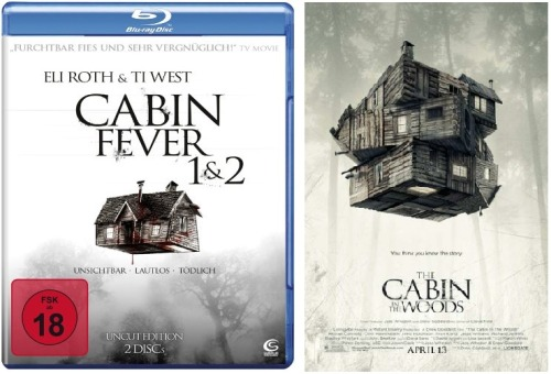 2 cabins, 1 cut. I see what you did there, Sunfilm.de… (via Mad Movies)