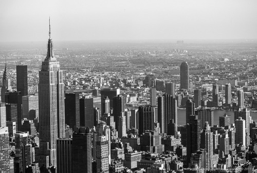 Midtown Manhattan by jev on Flickr.
