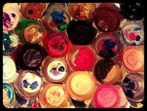 Acrylic paint#Acrylic #paint(from @la.nuee.reveuse on Streamzoo)