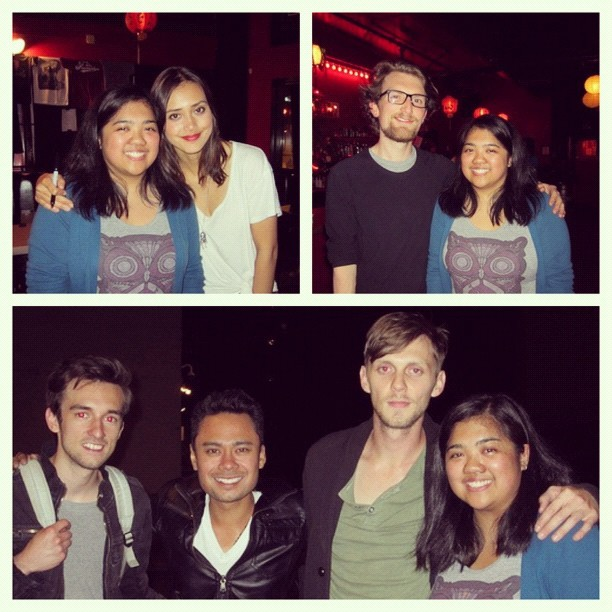 lovelies. chop suey, seattle. 6/10/12 (Taken with Instagram)