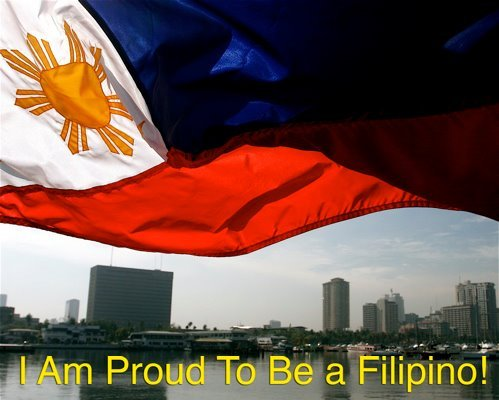 I AM PROUD TO BE A FILIPINO . ! HAPPY INDEPENDENCE DAY PHILIPPINES . ! ♥ ♥