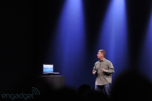The new Macbook Pro line will include Apple's new retina display, previously only available in the new iPad.