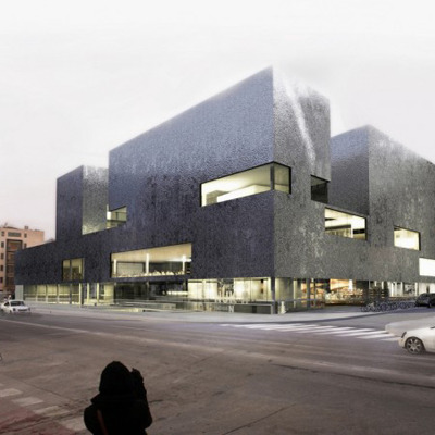 Nuk University Library / Sangrad Architects / 2012