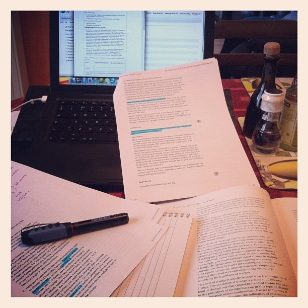#openuniversity #ou #studying #macbook (Taken with Instagram)