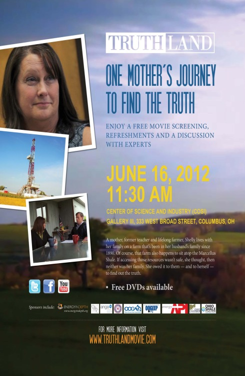 Join Shelly and many other experts for an upcoming screening of Truthland in Columbus, Ohio this Saturday at COSI beginning at 11:30 a.m.