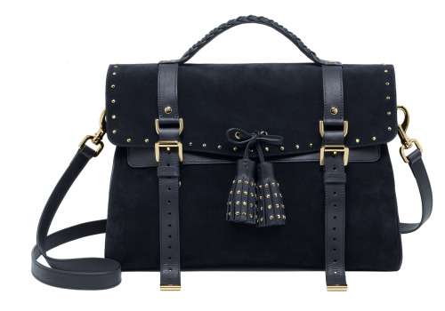 One of Mulberry's gorgeous new tassel collection handbags.