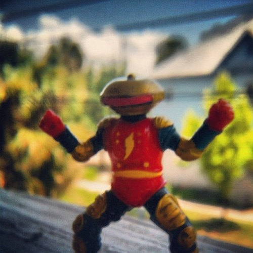 ALPHA 5! (Taken with Instagram)