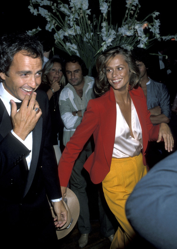 stylelistsays:  Lauren Hutton