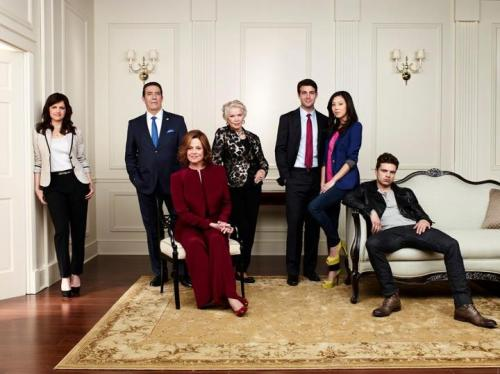 Political Animals - 2012 Cast: Carla Gugino, Sigourney Weaver, Ellen Burstyn, Brittany Ishibashi, Ciaran Hinds, Sebastian Stan, James Wolk Political Animals debuts July 15 at 10 p.m. on USA
