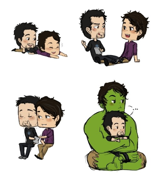 earthsavengers:  Found on zerochan So cute! ♥