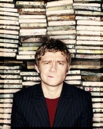anarmydoctor:       15/100 pictures of Martin Freeman