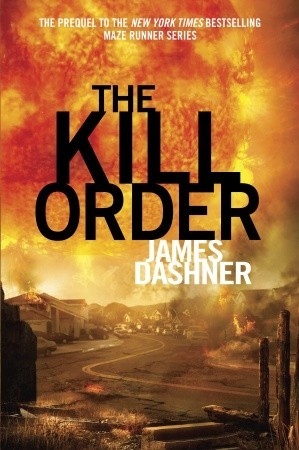 Chapter sampler for THE KILL ORDER is up!  If you're dying to read the prequel to the Maze Runner series, now's your chance.