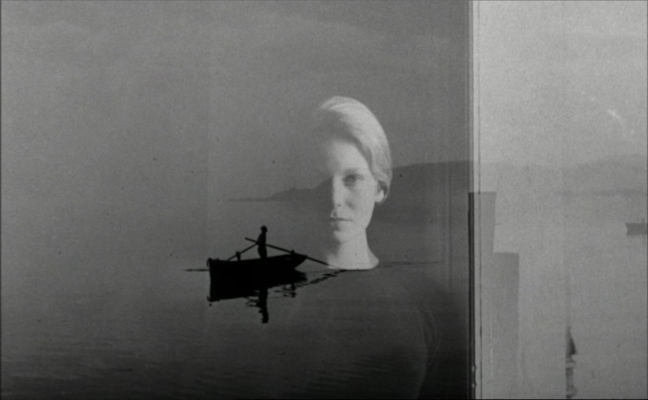 mpdrolet:  Still from Chris Marker's La Jetée, 1962