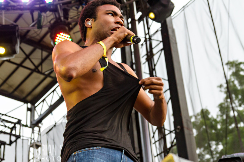 Yes, did you know that GoGurt is just yogurt? Childish Gambino @ Bonnaroo 2012