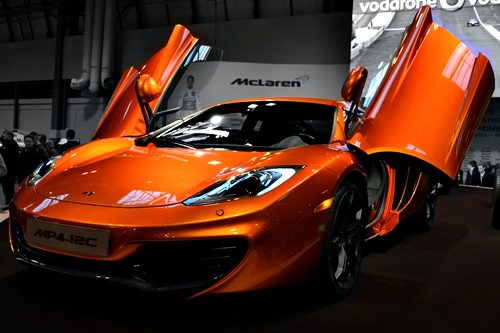 johnny-escobar:  McLaren MP4-12C