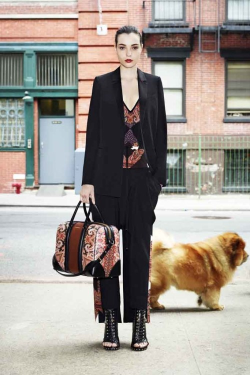 Givenchy - resort 2013