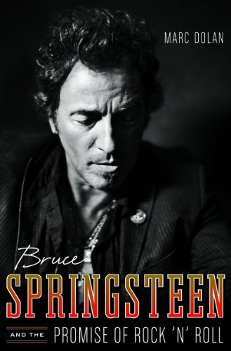 americansongwriter:  Read An Excerpt From Bruce Springsteen and the Promise of Rock 'n' Roll The excellent new book Bruce Springsteen and the Promise of Rock 'n' Roll examines the heartland rocker's iconic discography in rich detail, while providing interesting biographical details along the way. In this exclusive excerpt (featuring two passages from chapter 9), author Marc Dolan writes about how the birth of Springsteen's first child would inspire his early 90′s output and reinvigorate his career. Read the excerpt here