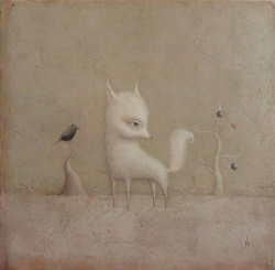 White Fox by Paul Barnes (UK)