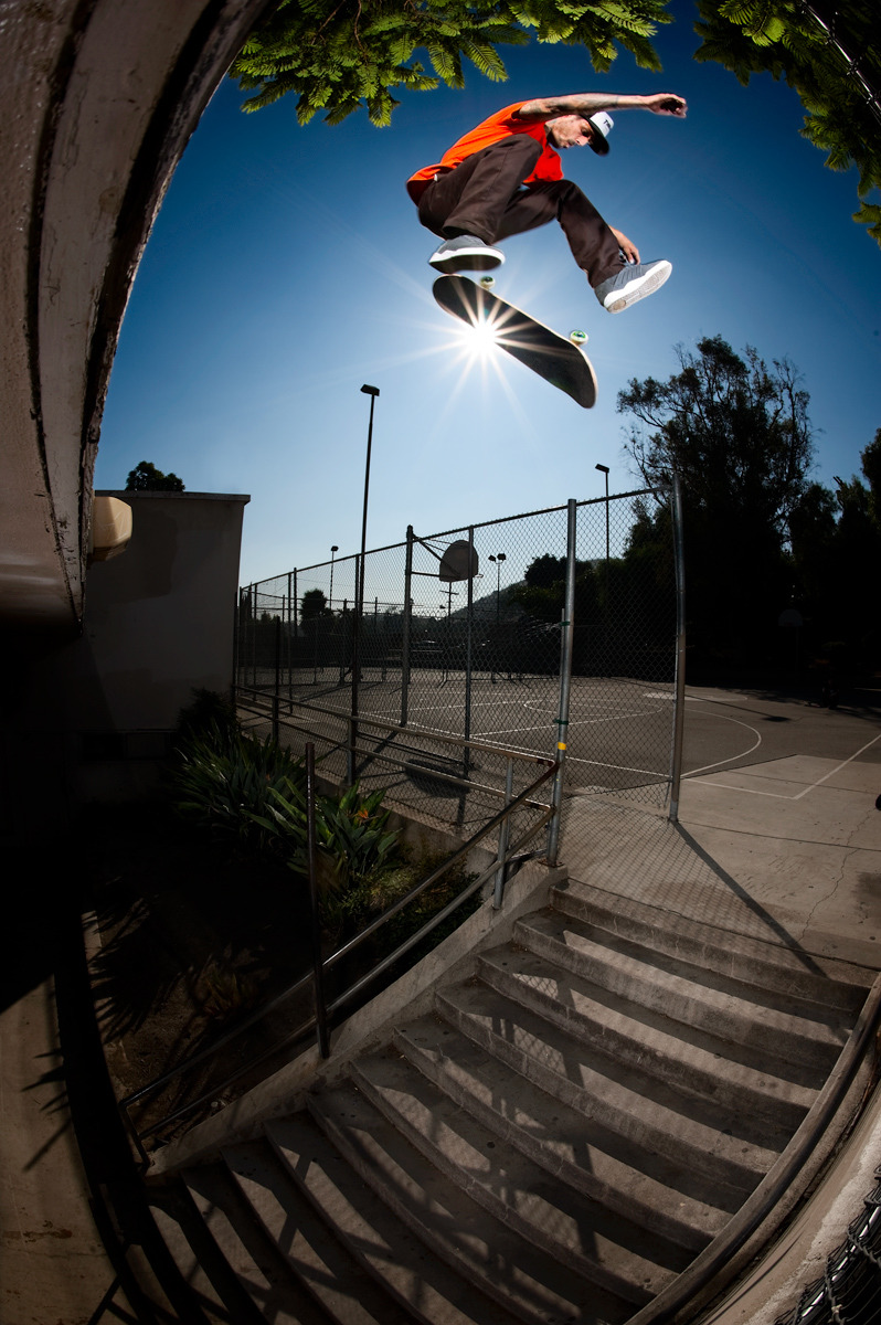 Some recent work out now in the July issue of Thrasher magazine.  Jim Greco Varial Heel