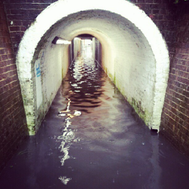 frhrsnx:  so it's rained all day and flooded every where. gonna get my kayak out.