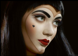 "porcelainveins:  ""Throb"" collection from Illamasqua"