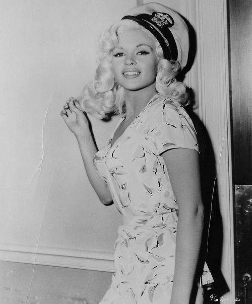 jayne mansfield SPAM. i never do this but she is stunning.