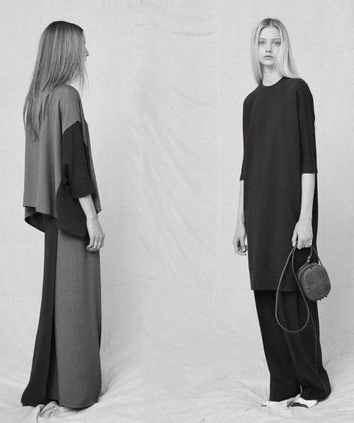 Dorothea Barth Jorgensen & Nastya Kusakina for The Row