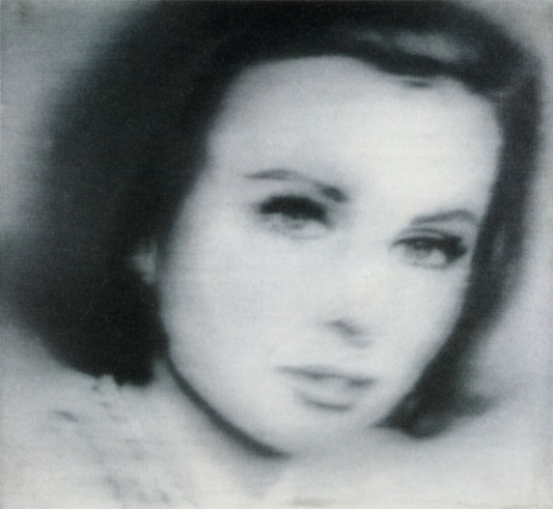 Gerhard Richter » Art » Paintings » Photo Paintings » Portrait Liz Kertelge » 108 (via Gerhard Richter Official website)