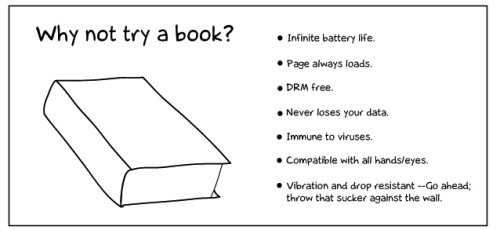 Amazing Technology - Why Not Try A Book?