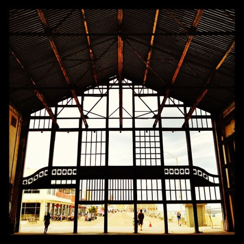 Asbury Park Beach #jersey #coast (Taken with Instagram at Asbury Park Beach)