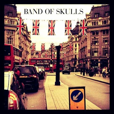 Wow!Band Of Skulls Jubilee Art#BandOfSkulls #Art #Jubilee(from @Pinky_The_Punk on Streamzoo)