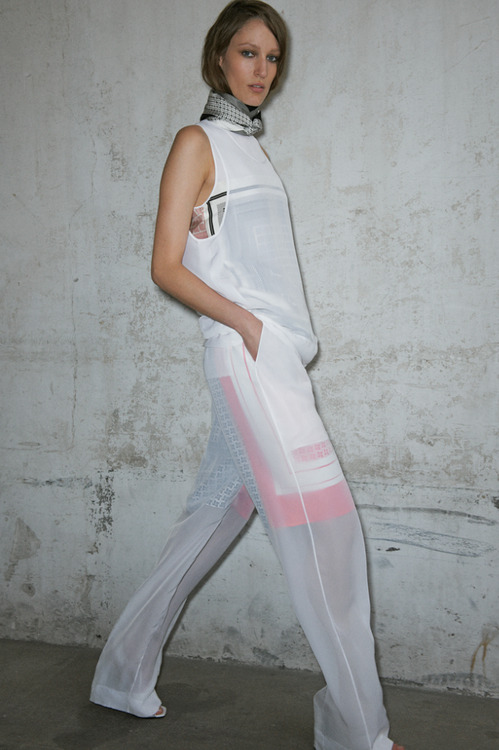 sfilate:  Céline Resort 2013
