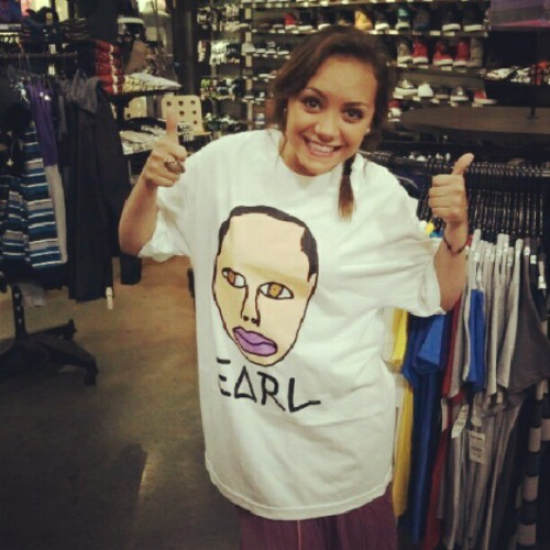 We have OFWGKTA shirts at zumiez…come get some (Taken with Instagram)