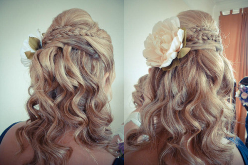 Bridal inspired braids! xo