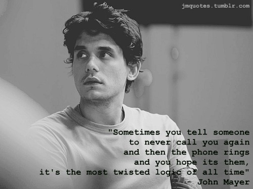 Click through for free John Mayer music on Playlist!