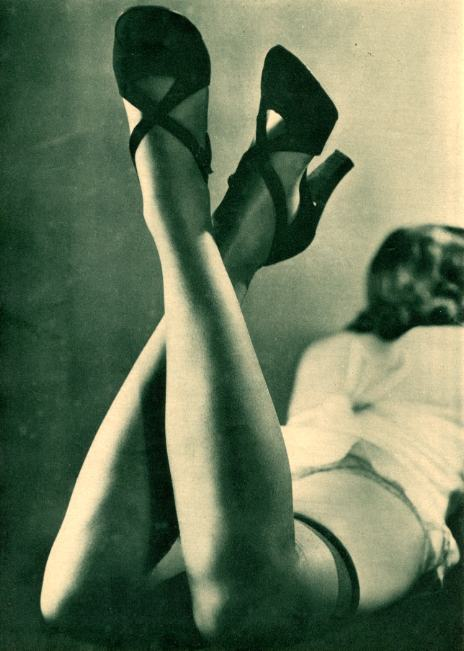 """Gay Book"" magazine, 1935"