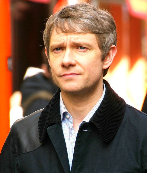 bilbosbaggins:  (1/?) images of - Martin Freeman