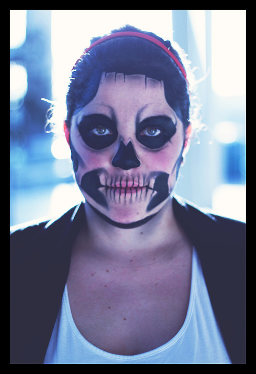 Little Monsters - Marienne (Makeup by me)