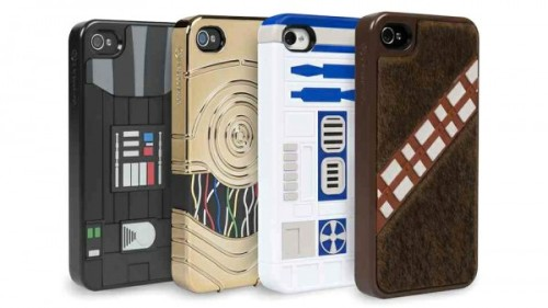 Make your iPhone look like a walking carpet, an evil Sith lord or an android with these Star Wars iPhone cases And yes, the Chewbacca one has fake fur on it. Product link