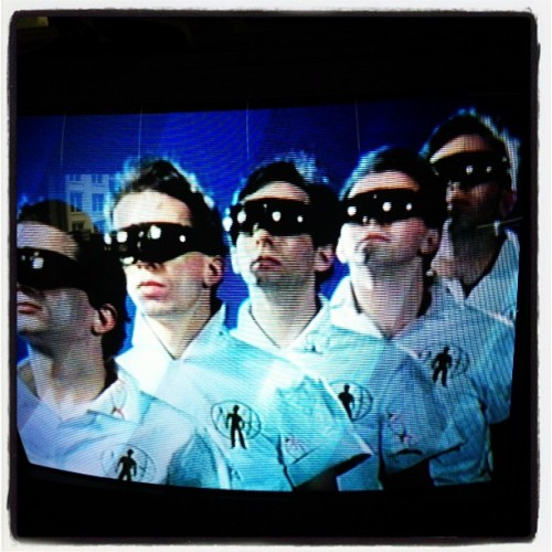 """The Complete Truth About De-Evolution"" #devo (Taken with Instagram)"