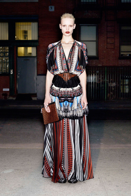 maison-givenchy:  Givenchy Resort 2013