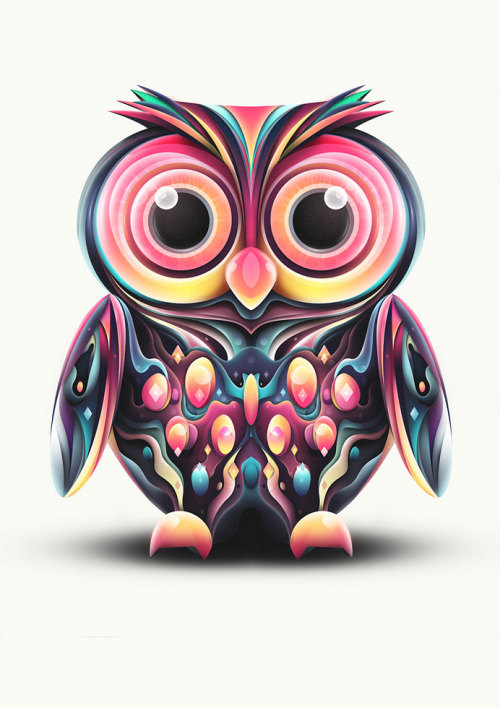 visualgraphic:  Owl