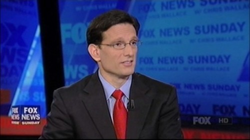 "Former Cantor aides to reward Republicans who vote the right wayrawstory.com By Stephen C. Web­sterMon­day, June 11, 2012 15:18 EDTFor­mer aides to House Major­i­ty Leader Eric Can­tor (R-VA) have formed a new group that is buy­ing ads on behalf of Repub­li­cans who sup­port Can­tor's ""pri­or­i­ty"" issues,…  Fffuuuu"