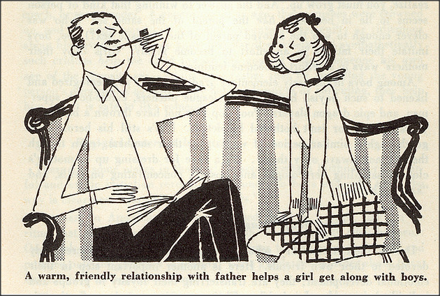When Children Start Dating 1951