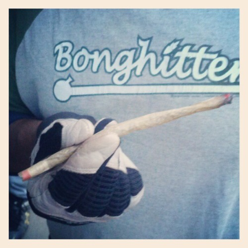 #bonghitters beat #forbes 4-3 in the 8th. That's how we #roll (Taken with Instagram)