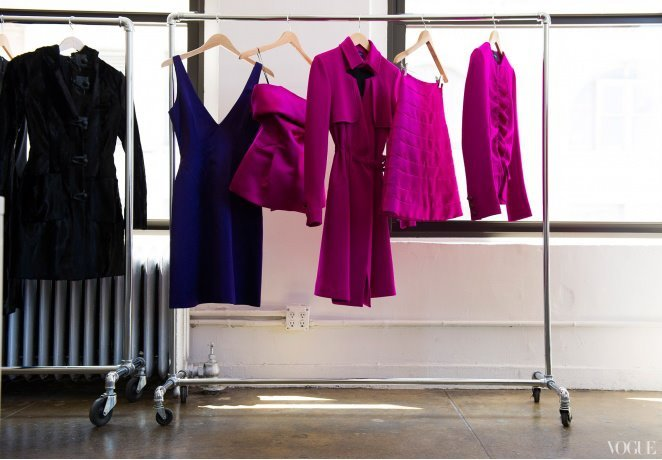 Inside Thakoon's Studio: Fall 2012